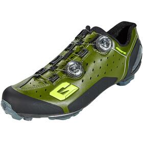 Gaerne Carbon G.Sincro Miehet kengät , vihreä